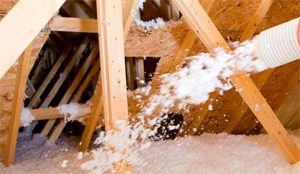 Attic Insulation Services - Canton, GA